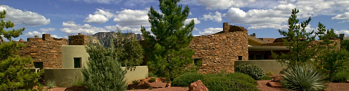 Gene sasse stories design group architects for Sedona architects
